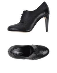 Pierre Darre' Lace Up Shoes Black
