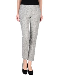 Richard Nicoll Casual Pants White