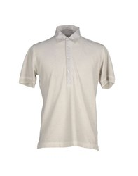 Alpha Massimo Rebecchi Topwear Polo Shirts Men Beige