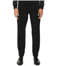 Versace Tailored Trousers Black