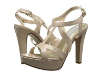 Touch Ups Queenie Nude Patent Women's Shoes Beige