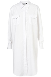 Cotton Shirt Dress By J.W. Anderson For Topshop Dresses Clothing Topshop