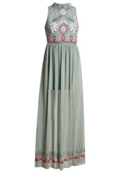 Frock And Frill Aileen Occasion Wear Mint