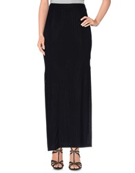 Pinko Skirts Long Skirts Women Black