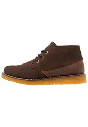 Quiksilver Marquez Hightop Trainers Brown