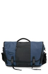 Men's Timbuk2 'Commute Medium' Messenger Bag Blue Dusk Blue Black