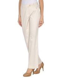 Gigue Casual Pants Ivory