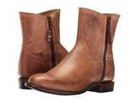 Lucchese Harper Tan Mad Goat Cowboy Boots