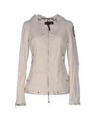 Parajumpers Coats And Jackets Jackets Women Light Grey