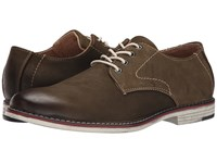 Spring Step Montenegro Olive Green Men's Shoes