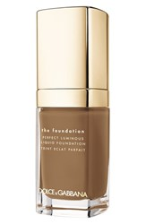 Dolce And Gabbana Beauty Perfect Luminous Liquid Foundation Amber 148