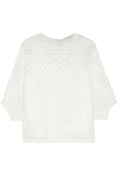 Chloe Guipure Lace Top