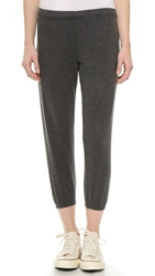 Bop Basics Nate Cropped Sweatpants Black