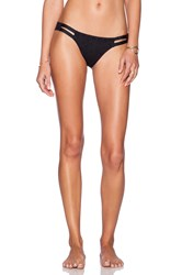 Vitamin A Neutra Hipster Bikini Bottom Black