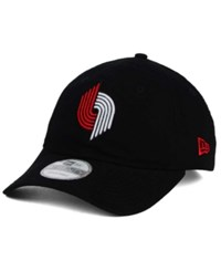 New Era Portland Trail Blazers Hwc Relaxed 9Twenty Cap Black