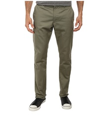 Rvca The Week End Pant Fatigue Men's Casual Pants Green