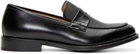 Paul Smith Black Leather Gifford Loafers