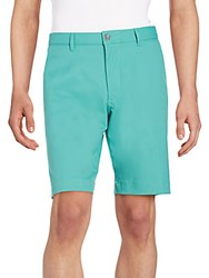 Saks Fifth Avenue Golf Shorts Dark Sage