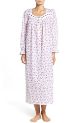 Eileen West Women's Floral Cotton Nightgown