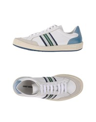 Umit Benan Footwear Low Tops And Trainers Men White