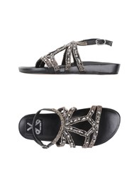 Bryan Blake Footwear Sandals Women Black