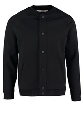 Lee Bonded Bomber Bomber Jacket Black
