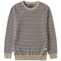 Barbour Legion Stripe Crew Neutrals