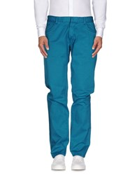 Balenciaga Trousers Casual Trousers Men Turquoise