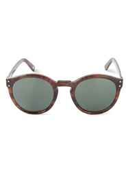 Ahlem Round Sunglasses Brown