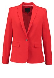 Banana Republic Blazer Red Glow