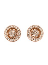 Astley Clarke Mini 'Icon Aura' Stud Earrings Metallic