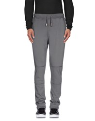 Jijil Trousers Casual Trousers Men Grey