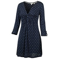 Fat Face Camille Triangle Geo Tunic Navy