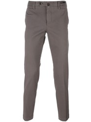 Pt01 Classic Chinos Brown