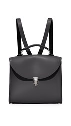 The Cambridge Satchel Company Poppy Backpack Black