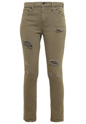 Gap Relaxed Fit Jeans Khaki