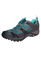 Merrell Siren Sport Gtx Walking Shoes Espresso Mineral Dark Gray