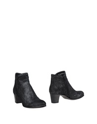 Fru.It Fru. It Ankle Boots Steel Grey