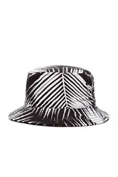 Stampd Bucket Hat Black And White