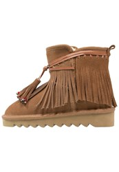 Colors Of California Winter Boots Tan