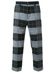 Wan Hung Cheung Woven Trousers Black