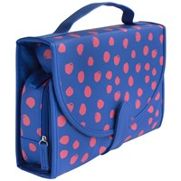 John Lewis Molly Dot Roll Up Case Multi