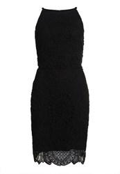 Superdry Racy Lacy Dress Black