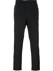 Transit Skinny Trousers Black