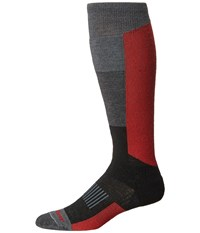 Fox River Wilmot Lw Grey Crew Cut Socks Shoes Gray