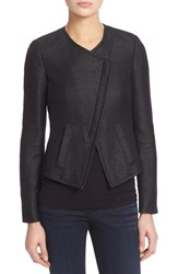 Women's Ayr 'The Moto' Cotton Jacket