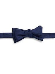Original Penguin Baron Solid Bow Tie Navy