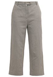 Marc O'polo Trousers Grey Dune