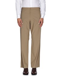 Jil Sander Trousers Casual Trousers Men Khaki