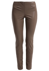 Vero Moda Denise Butter Leggings Choclate Chip Brown